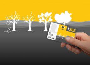 Nova targetaT365. Viatges il·limitats durant tot l'any.