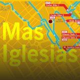 Millores del servei al barri Mas Iglesias a partir de gener de 2015