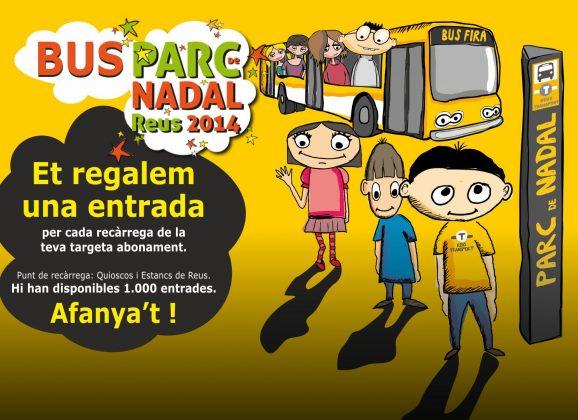 Bus Parc de Nadal