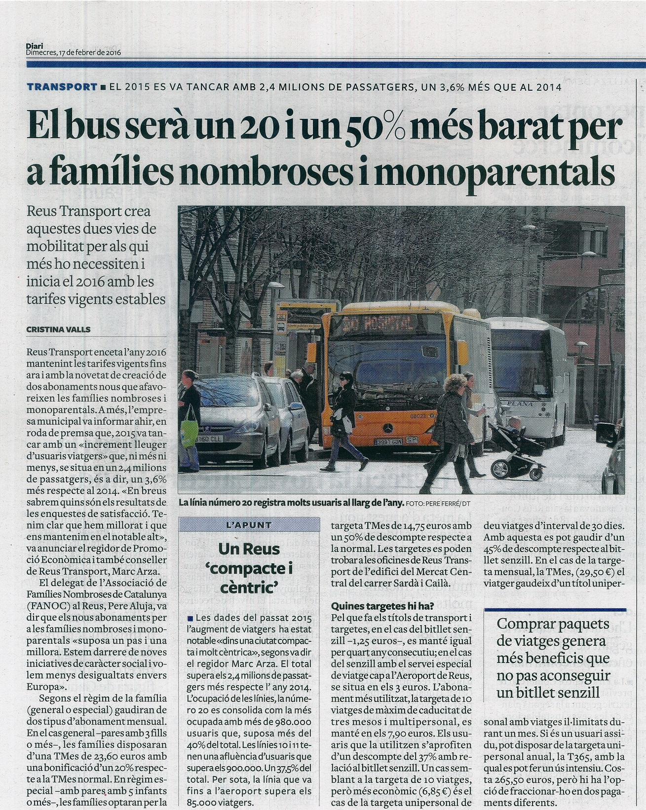 Tmes FM FN Diari de Tarragona 25