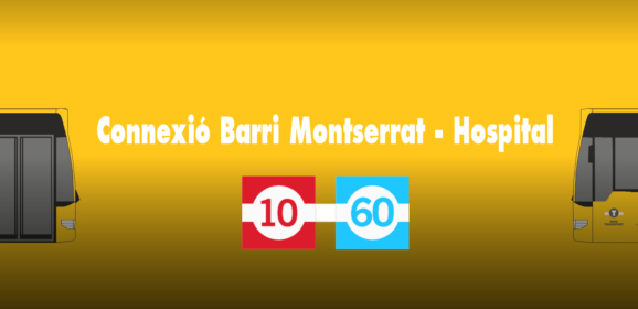 Connexió Barri Montserrat amb Hospital