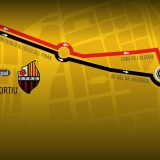 Reus Transport posa en marxa la Línia 34 per anar a l'Estadi durant la temporada de lliga