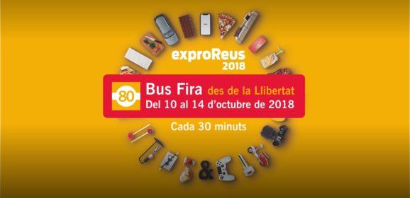 Vine a exproReus amb Bus